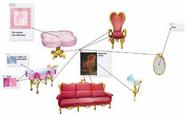 Мебель на Домино