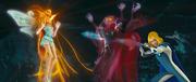 Скай убивает Мандрагору (ТЗК)