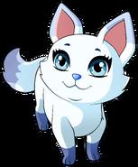 The White Fox (Sapphire)
