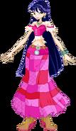 Муза в лоскутном платье-2