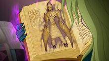 Ашерон в Легендариуме