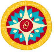 Герб Королевской Семьи Домино