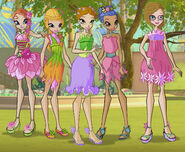 Linphea fairies
