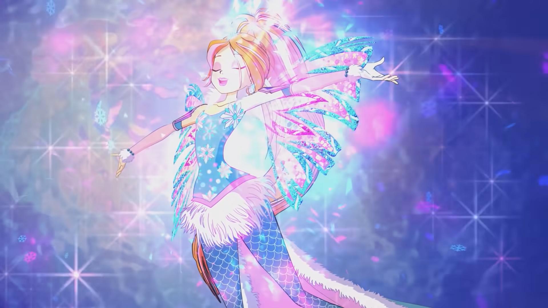 Bloom Crystal Sirenix