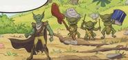 Слоан и его слуги