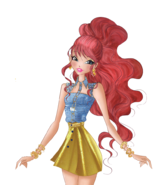 World of winx aisha couture png