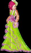 Текна Бальное платье