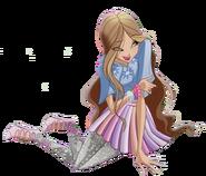 Флора (одежда из спин-оффа)