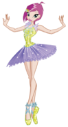 Текна Балерина