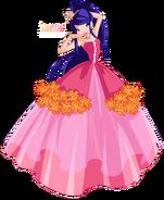 Муза цветочная принцесса