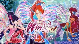 Winx Club Season 5 Sirenix Full Song!