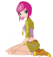 Tecna-safari-by-winx-lovely