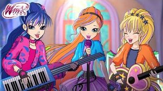 "Winx Club - Season 8 - Song ""Fly to my heart"""