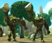 Тролли в Легендариуме