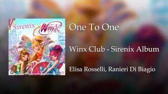 """Winx Club - Sirenix Album - 10. """"One To One"""""""