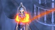 Блум опоясывающее пламя-2