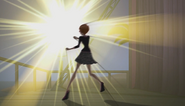 Луиза и прожектор