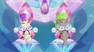 Алмазные король и королева