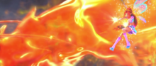 Блум и Дракон (волшебное приключени)