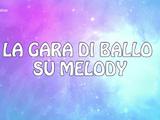 Танцевальный конкурс на Мелодии
