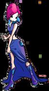 Tecna Dance Formal (Comics)