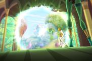 Палладиум открывает портал в заповедник Алфеи