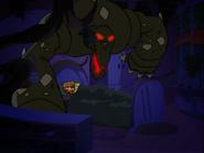 Gargoyle monster - tecna