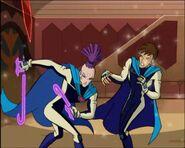 1x17-Бишоп сражается