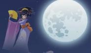 Ва-Нин при свете Луны