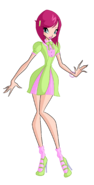Winx tecna retro alfea casual by enchantingunixfairy-d8lizm5