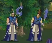Рыцари из храма