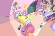 Bloom's Bedroom 1-3