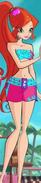 Bloom 5 Swim Suit