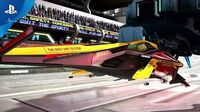 WipEout Omega Collection - Release Date Trailer PS4