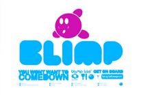 Blimp poster