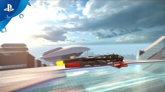WipEout Omega Collection – Launch Trailer - PS4