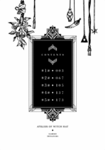 Volume 01 Table of Contents