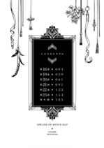 Volume 04 Table of Contents