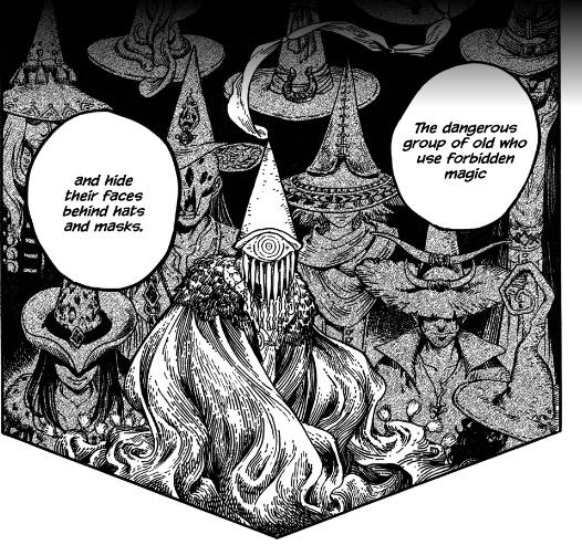 Brimmed Hat Group Witch Hat Atelier Wiki Fandom