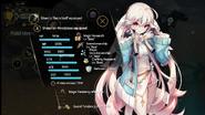 Eirudy - Lalafan stat screen