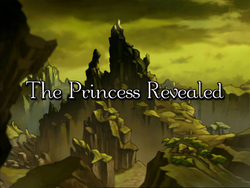 W.I.T.C.H. S01E12 The Princess Revealed