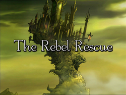 W.I.T.C.H. S01E24 The Rebel Rescue