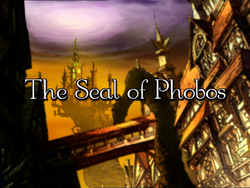 W.I.T.C.H. S01E20 The Seal of Phobos