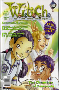 Witch cover 30