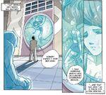 Mariko in cryo-stasis