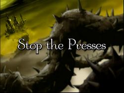 W.I.T.C.H. S01E13 Stop the Presses