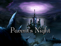 W.I.T.C.H. S01E14 Parent's Night