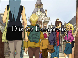 W.I.T.C.H. S02E04 D is for Dangerous