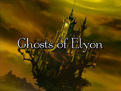 W.I.T.C.H. S01E17 Ghosts of Elyon