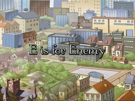 W.I.T.C.H. S02E05 E is for Enemy